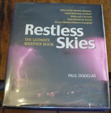 RESTLESS SKIES The Ultimate Weather Book 2005 First DOUGLAS Free US Shipping