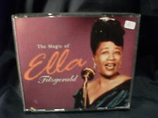 Ella Fitzgerald - The Magic Of Ella Fitzgerald  -3CD-Box