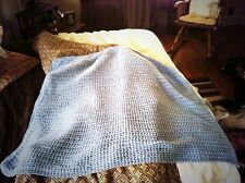 Crochet Baby Boy Blanket