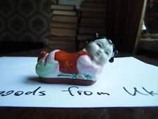 Chinese porcelain figurine LITTLE GIRL
