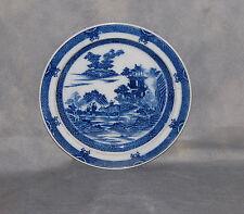Spode Staffordshire Boy on Buffalo Transferware Pottery Dinner Plate Circa 1800