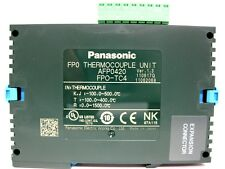 Panasonic Programmable Controller FP0 Thermocouple Unit, FP0-TC4, AFP0420  - New