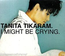 TANITA TIKARAM - I Might Be Crying (UK 3 Trk CD Single)