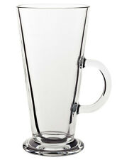 LARGE / TALL LATTE TEA COFFEE CUP MUG *Fits Tassimo & Dolce * SET of 2/4/6 GLASS