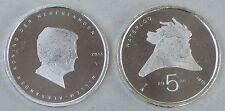 5 Euro Niederlande 2015 Waterloo 1815 unz