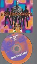 CD--PROMO--HOT CHOCOLATE--THE SEXY SINGLE MIX--5 TRACKS