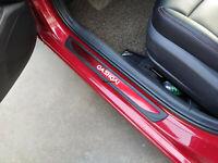 For Nissan Qashqai 2013-2019 Accessories Car Door Sill Scuff Plates Protector
