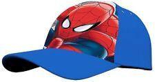 cappellino con visiera spiderman MV15375 uomo ragno estate bambino marvel bimbo