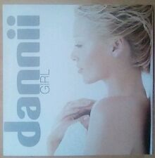 "DANNII MINOGUE -Promotional 12"" x 12"" Card (Flat) GIRL  (ideal for framing)"