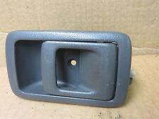 TOYOTA TERCEL 95-97 1995-1997 DOOR HANDLE PASSENGER RH RIGHT GRAY