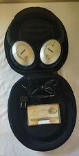 Bose QuietComfort 15 Headband Headphones - Silver/Black with New Ear Pads