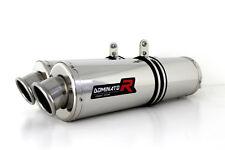 DOMINATOR Exhaust scarico TONDO TRIUMPH SPEED TRIPLE 1050 05-07 + DB KILLER