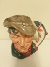 Large Royal Doulton Toby Jug- The Poacher (D6429)