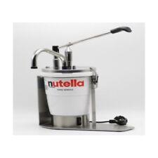 Dosatore riempitrice riscalda riscaldato secchio secchiello nutella Ferrero 3 kg