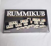 Vintage RUMMIKUB game 1980 Pressman Factory Sealed Rummy Tile Game No 400 Isreal
