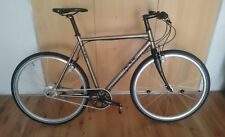 Multicycle Titan titanium frame Rohloff Speedhub carbon forks touring urban bike