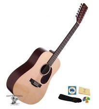12 string acoustic electric guitars for sale ebay. Black Bedroom Furniture Sets. Home Design Ideas