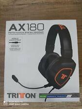 Casque Audio Gamer Filaire Tritton Ax180 Neuf Jamais Utilisé