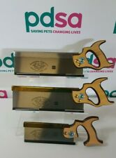 More details for vintage sanderson & newbould ltd saben pax steel hand saws x3 - m736