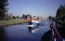 PHOTO  NETHERLANDS OUDEWATER 1989 CANAL PMV LAETITIA