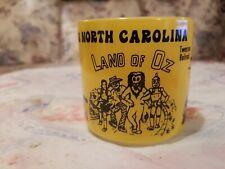 Federal THE LAND OF WIZARD OF OZ Theme Park N. Carolina Souvenir Coffee Mug