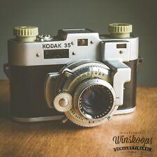 Kodak 35 RF with Field Case