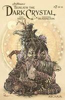 Jim Henson Beneath Dark Crystal #7  COVER SUB  Peterson BOOM ARCHAIA