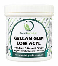 Special Ingredients Gellan Gum Type F (Low ACYL) 500g