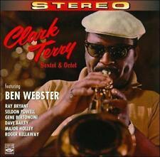 Clark Terry - Sextet & Octet (CD, Oct-2010, Fresh Sound Records)