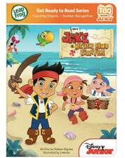 Leap Frog Tag Junior DISNEY JAKE AND THE NEVERLAND PIRATES Book