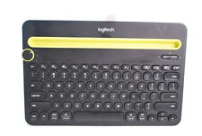 Logitech K480 Black Bluetooth Wireless Mini Multi-Device Keyboard