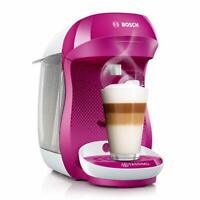 Bosch TAS1001 Tassimo Happy Coffee Maker Monodos 1400 W, 23.7oz, 210-220 Voltage