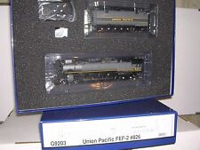 ATH/Genesis #G9203 Union Pacific FEF-2 4-8-4 Steam Loco #826 w/DCC & Sound H.O.
