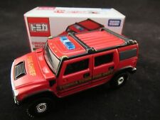 ***TSS Tomica Hummer H2 TM GM Fire Fighter Ver ( Tomica Shop Special Model )