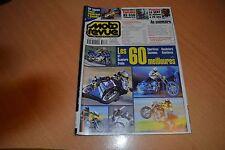 Moto revue N° 3468 Guide d'achat.Gp vitesse du Japon