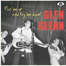 Pick 'Em Up And Lay 'Em Down - Glen Glenn (2018, Vinyl NEUF)
