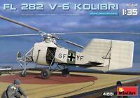 MiniArt FL 282 V-6 Kolibri Hubschrauber Helikopter Bausatz 1:35 Kit Art. 41001