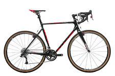 2013 Giant TCX Advanced SL Cyclocross Bike Med/Large Carbon SRAM GX 2x10 Speed