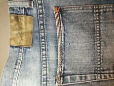 Mens Paul Smith Jeans, button front fastening with PS logo