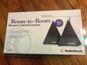 Radio Shack Room-To-Room Remote Control Extender 15-1959