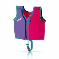 Speedo Girl's 239878 Begin To Swim Classic Swim Vest Size L