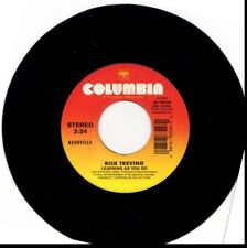 RICK TREVINO LEARNING AS YOU GO/I'M HERE FOR YOU 45RPM VINYL