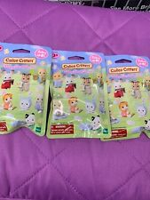 Calico Critters Baby Band Series EPOCH  Blind Bag (Lot Of 3)