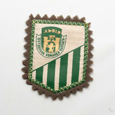 Vintage Carpatho Kapnath Ukraine  Travel Souvenir Patch Rare