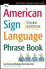 The American Sign Language Phrase Book NTC Foreign Language