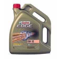 (8,33 €/L) Olio motore Castrol Edge SAE 0w-30 MOTORE OLIO 5 LITRI 1533dd