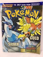 Nintendo Pokemon Silver & Gold Version Official Nintendo Players Guide