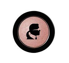 Karl Lagerfeld & ModelCo Baked Blush in Rose Beige Nib 100% Cruelty Free
