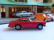 Corgi Toys 218 Aston Martin DB4 in red