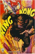 King Kong Colorized Version on DVD (1933). RARE! UNCUT! KAIJU! DISC ONLY